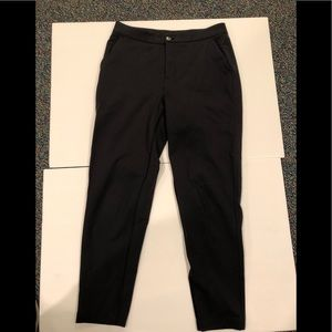 Lululemon pants Black amazing condition sz8